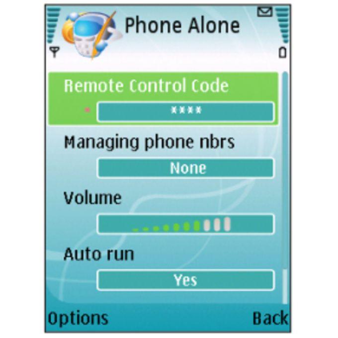 Phone Alone