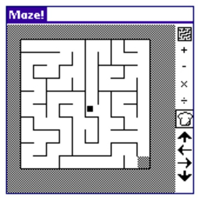 Hippa-Potta Maze