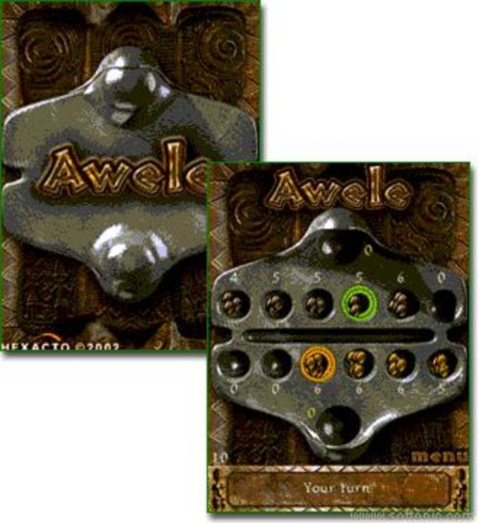 Hexacto's Awele