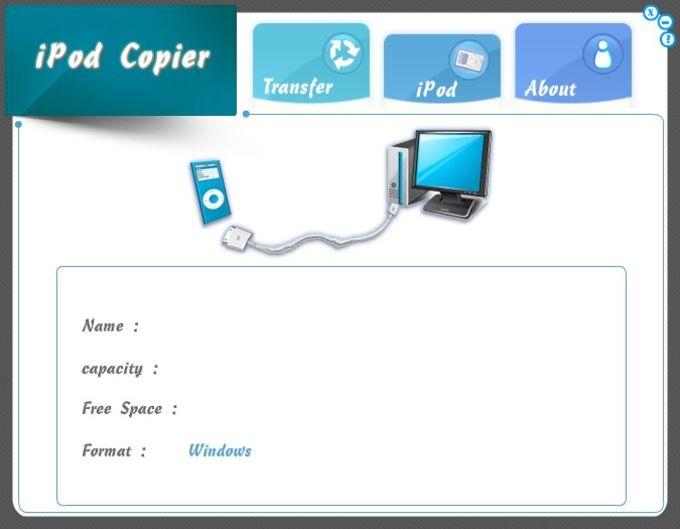 iPod Copier
