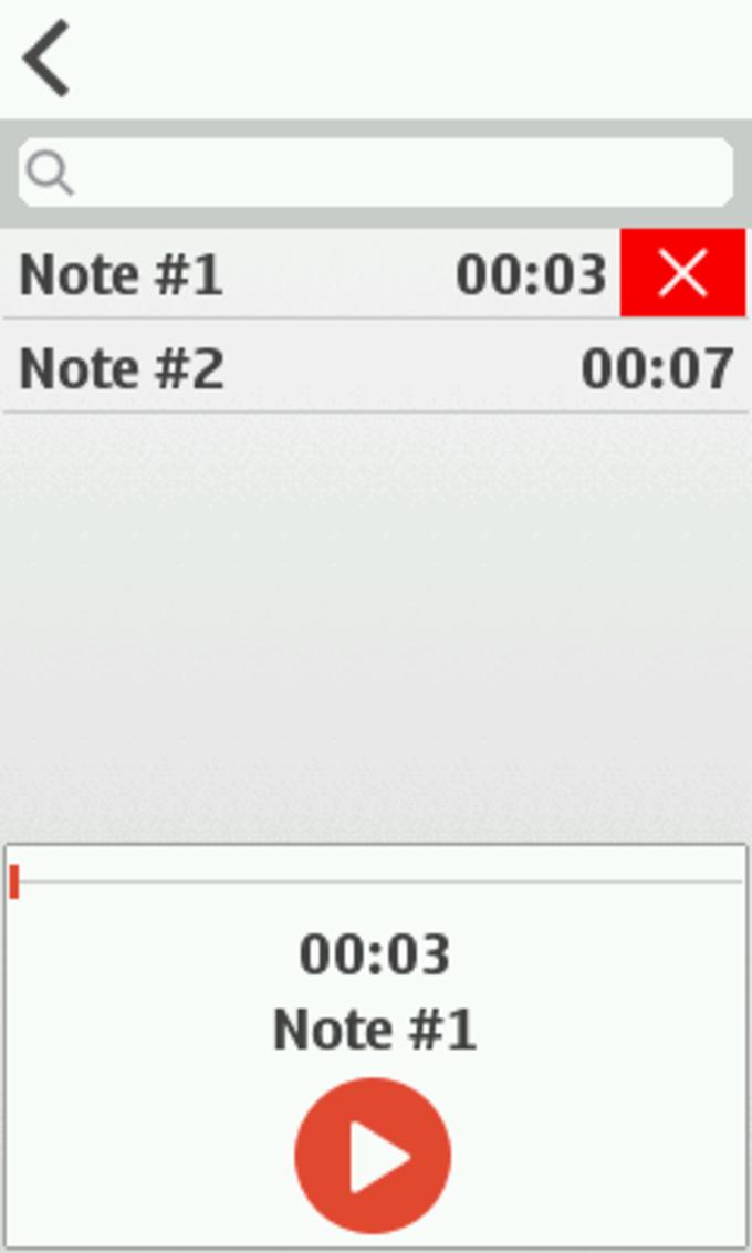 Voice Memo - Audio Recorder