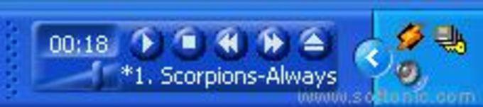 Winamp Control Plugin