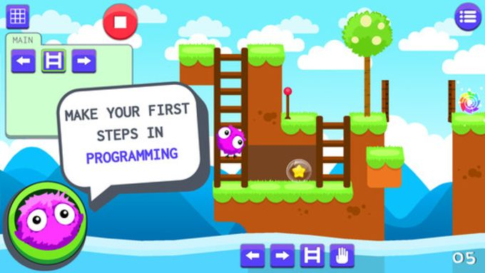 Code Adventures: Programming Game For Kids