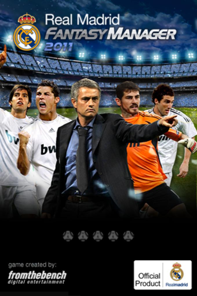 Real Madrid Fantasy Manager 2012