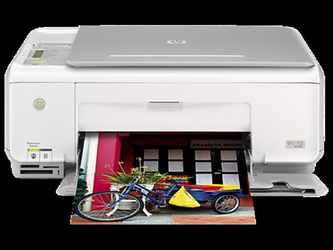 HP Photosmart C3150 Printer drivers