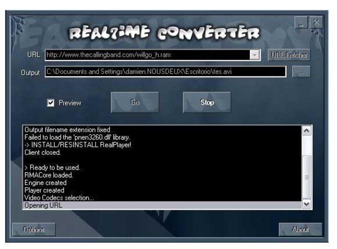 Real7ime Converter