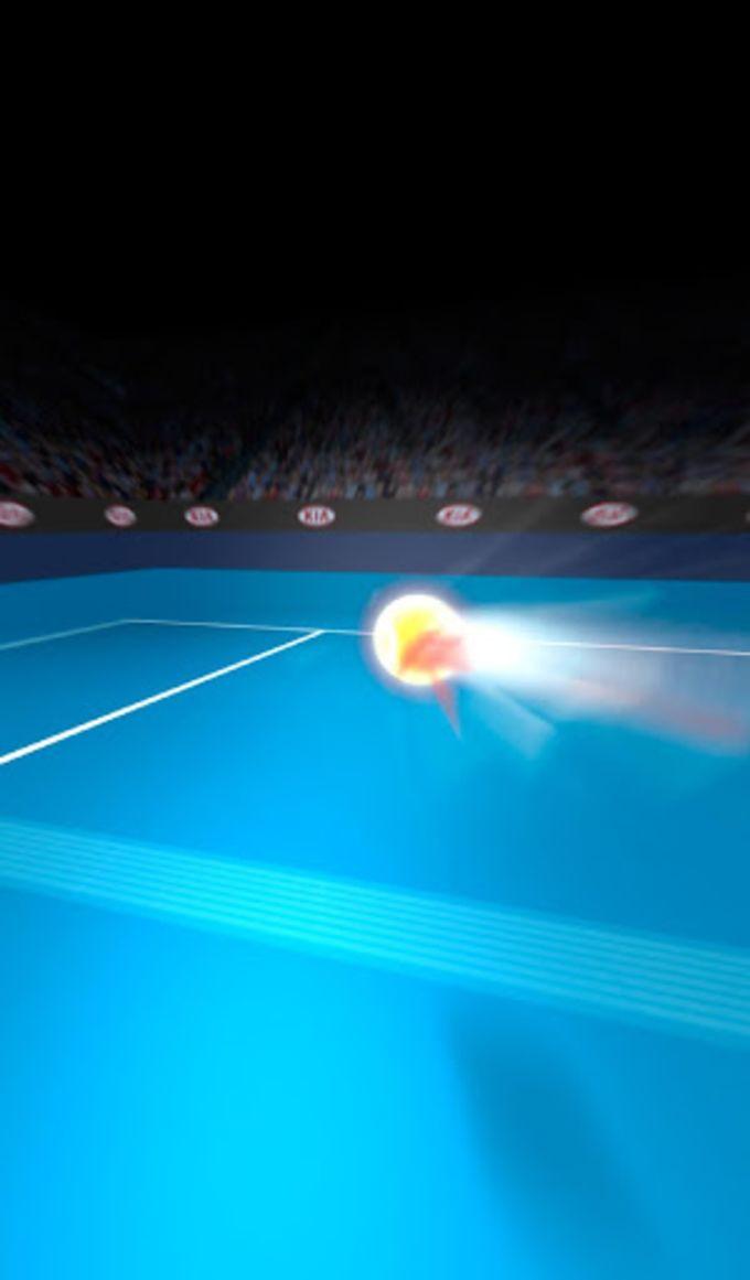 Kia Game On Tennis