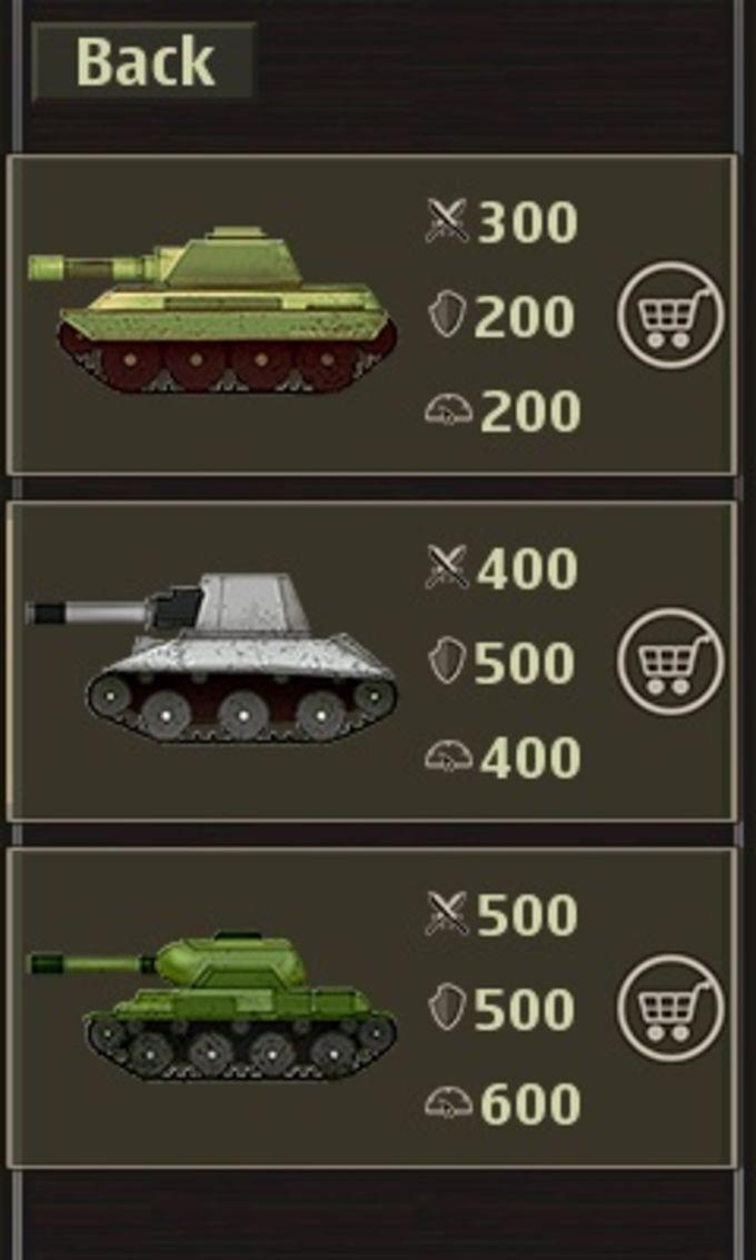 Tank Wars - Online Quest Game
