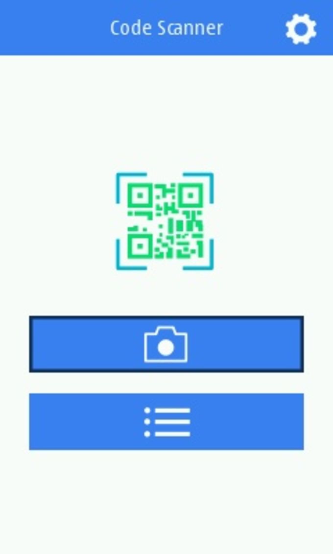 Code Scanner - QR And Barcode