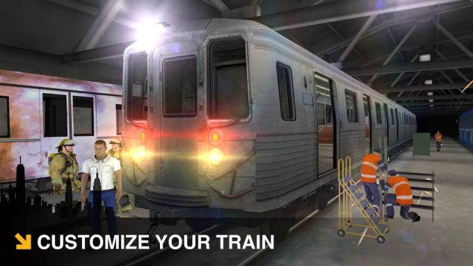 Subway Simulator 3D - Urban Metro