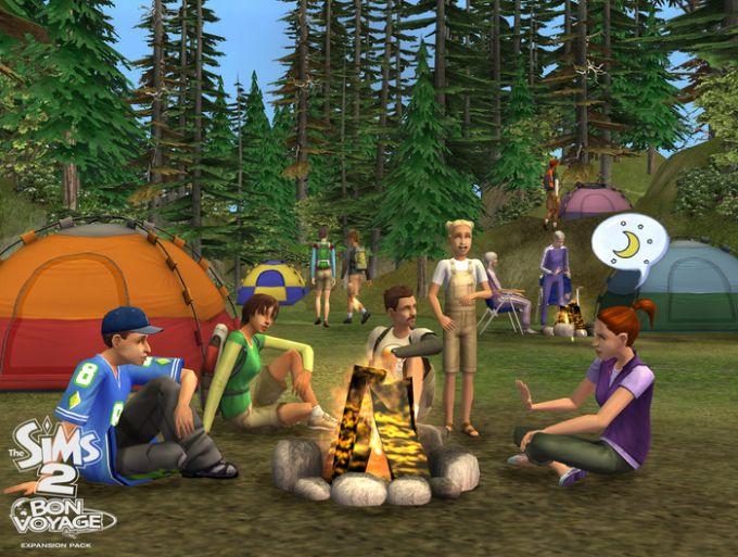 The Sims 2: World Adventure