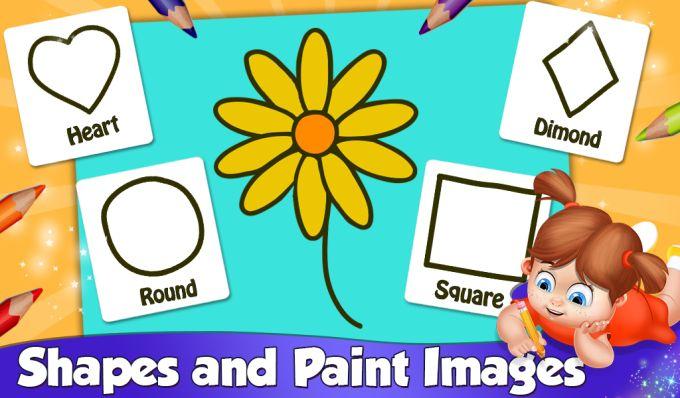Preschool Learning Shapes