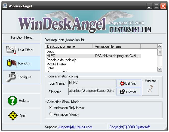 WinDeskAngel