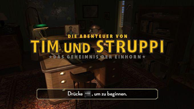 Die Abenteuer von Tim und Struppi: Das Geheimnis der Einhorn