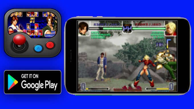 Download The King Of The Fighters 97 Emulator Apk For Android