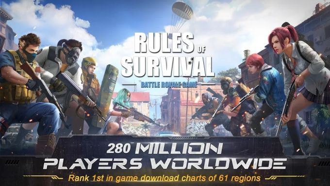 rules of survival installer free download