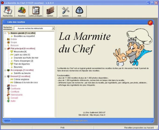 La Marmite du Chef