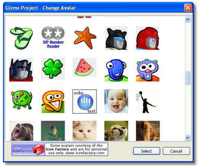 Gizmo5 (ex Gizmo Project)