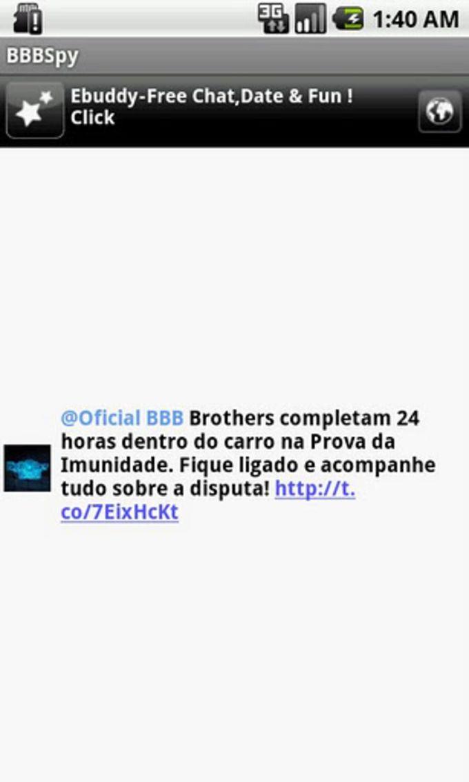 BBB Spy - Big Brother Brasil