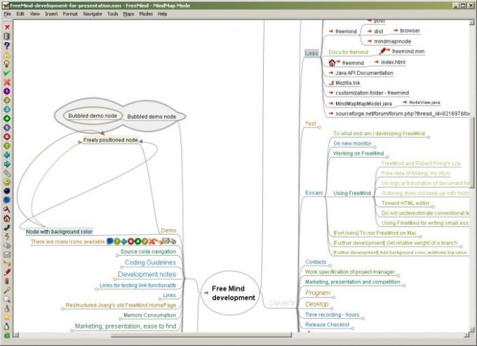 ConceptDraw Mind Mapping Software Free For A Limited Time ...