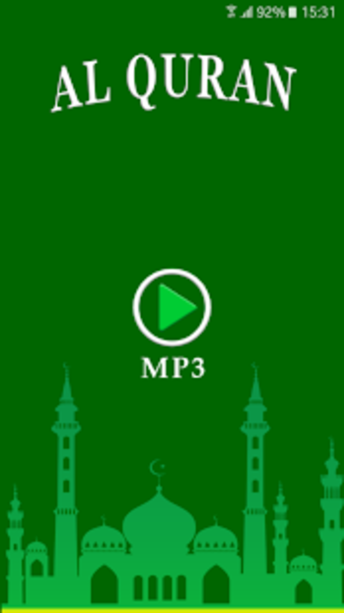 Quran MP3 Full Offline for Android - Download