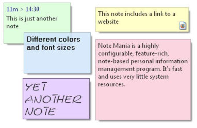 Note Mania