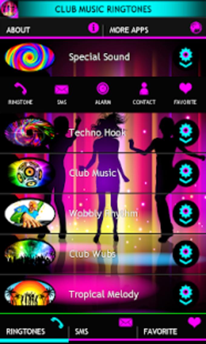 Tonos De Música De Club