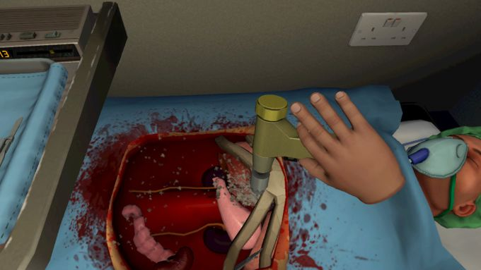 Surgeon Simulator: Experience Reality PS VR PS4