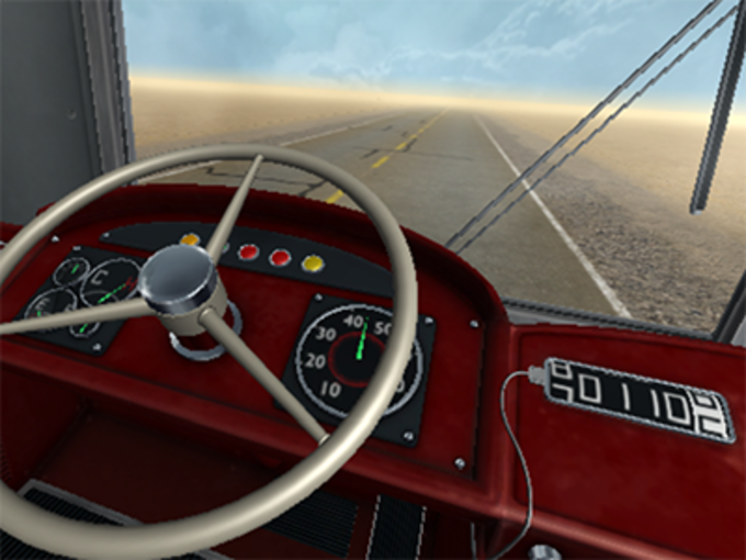 Desert Bus