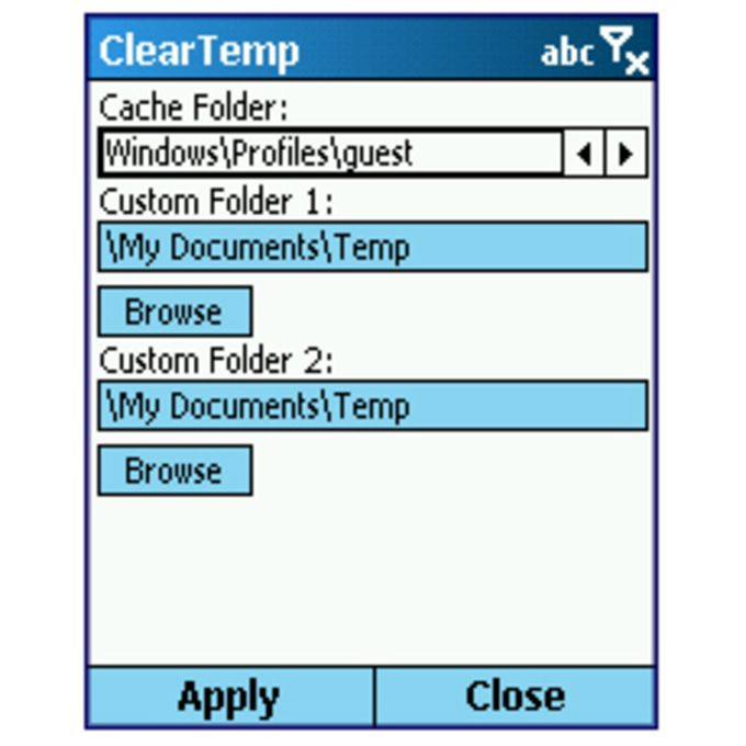 ClearTemp
