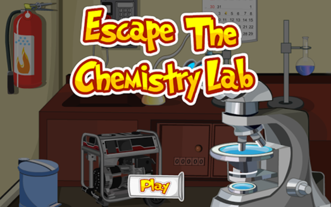 Escape The Chemistry Lab
