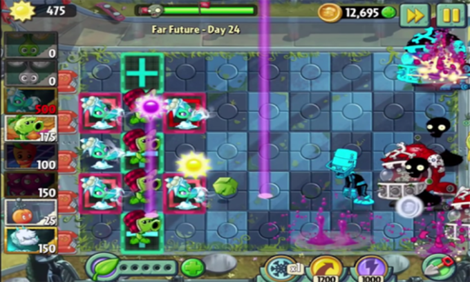 New Guide Plants vs Zombies 2