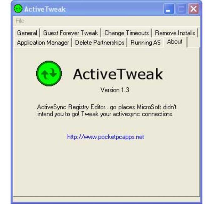 ActiveTweak