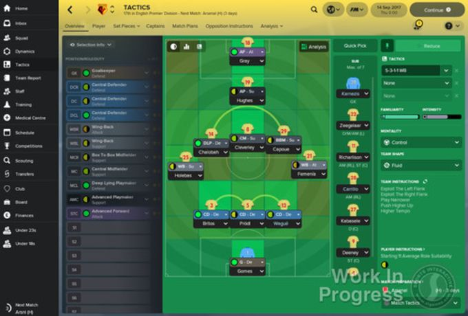 Football Manager 2019 In Game Editor Free Download