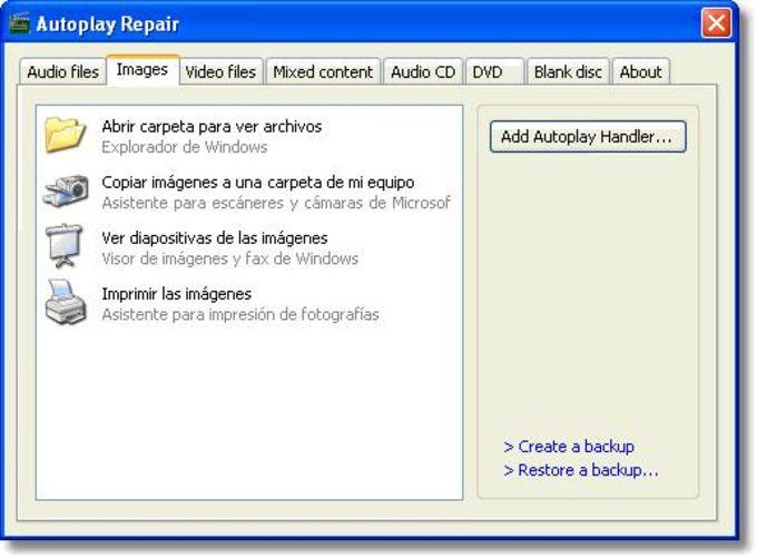 Autoplay Repair