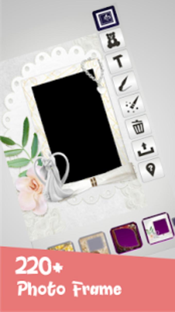 Pic Frame & Sticker