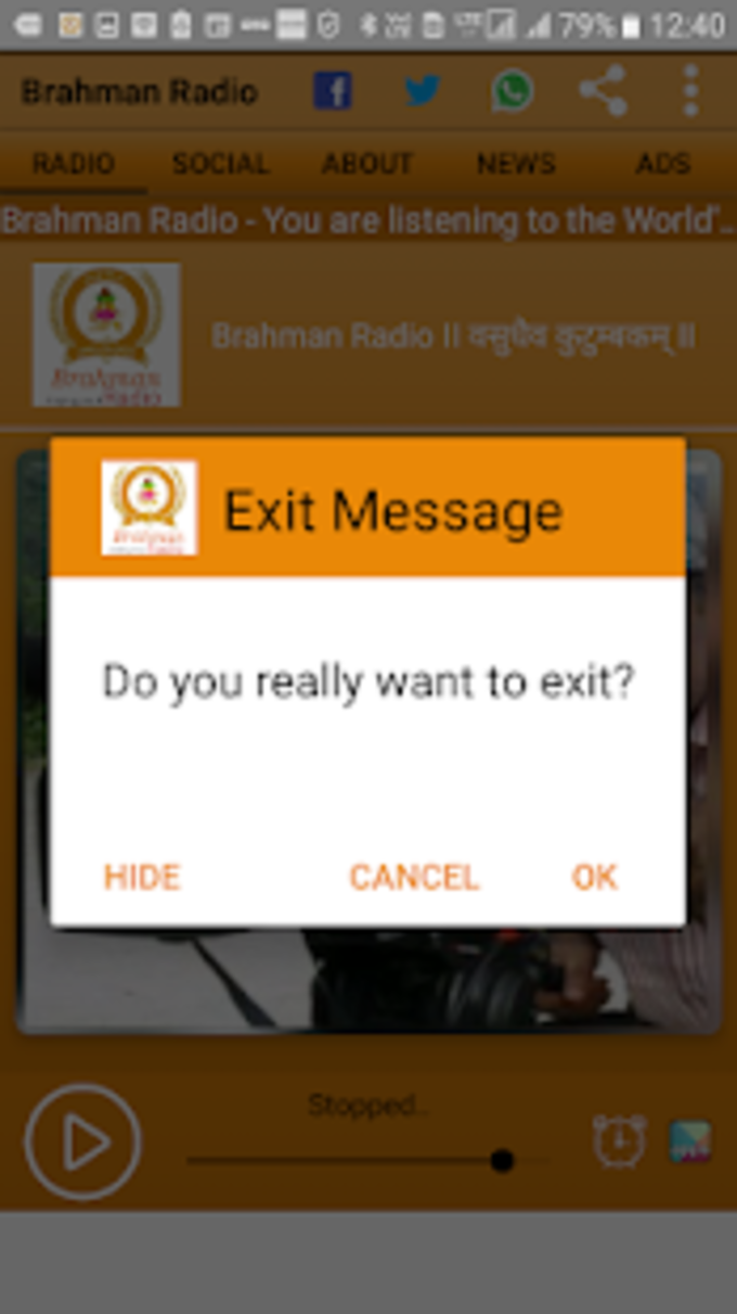 Brahman Radio- Worlds 1st Brahman Community Radio