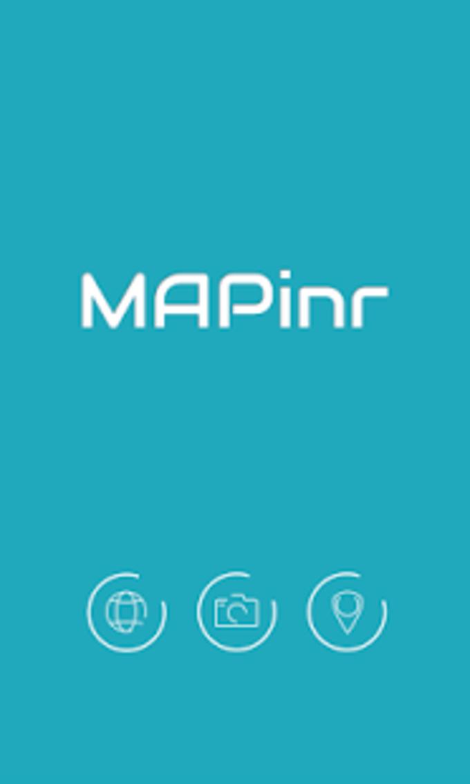 MAPinr-KML/KMZ/GPS/POI/OFFLINE