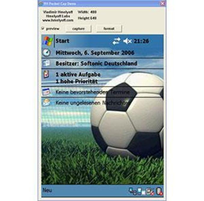 VH PocketPC Capture