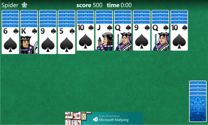 microsoft solitaire collection for windows phone download