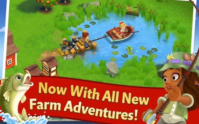 FarmVille 2: Escapada Rural