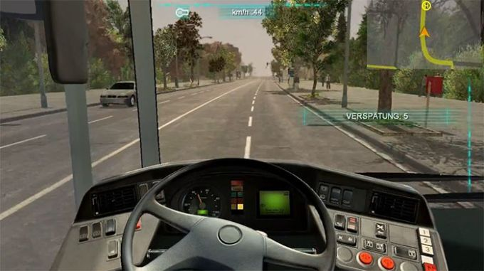 European Bus Simulator 2012