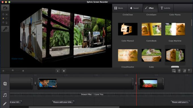 Ephnic Screen Recorder for Mac