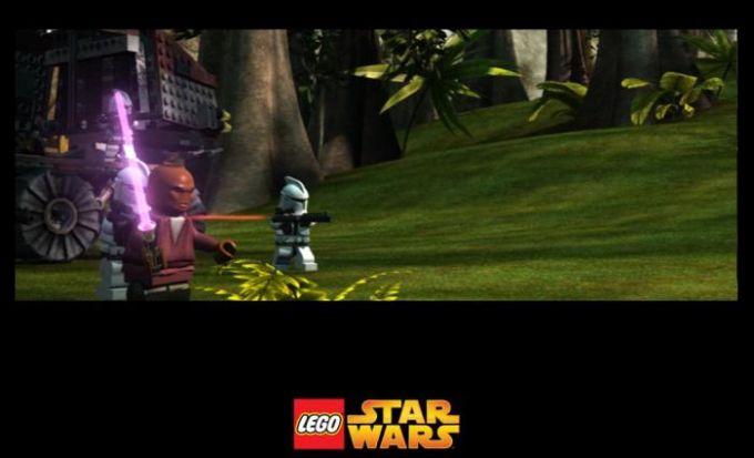 Lego Star Wars Economiseur d'écran