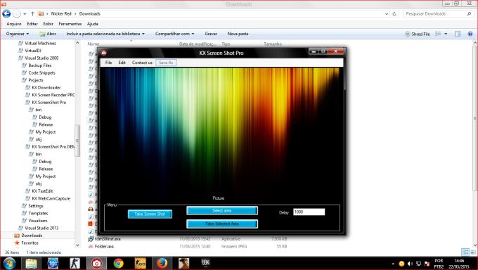 KX Screen Shot Pro