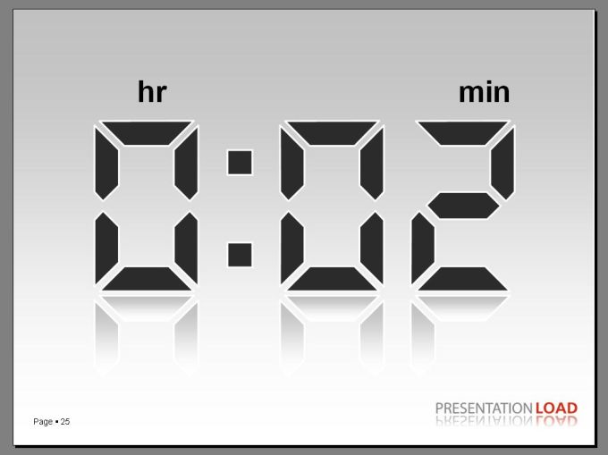 Countdown für PowerPoint - Download