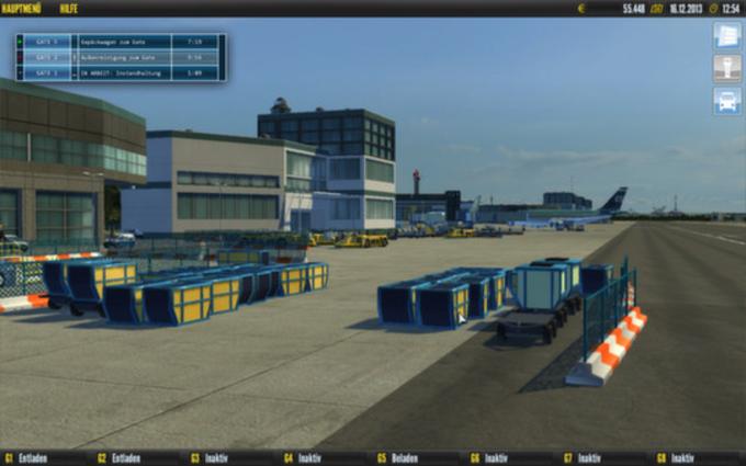 Airport Simulator