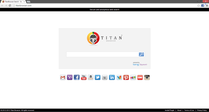 Titan Browser