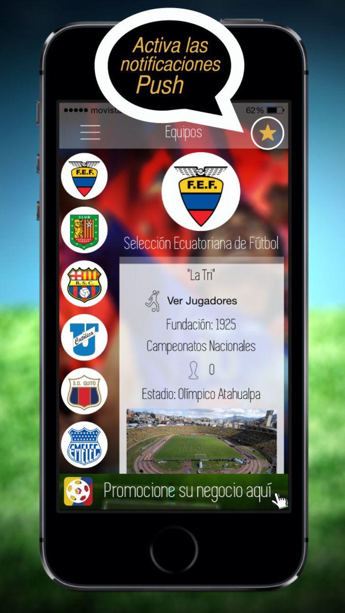fubol Ecuador