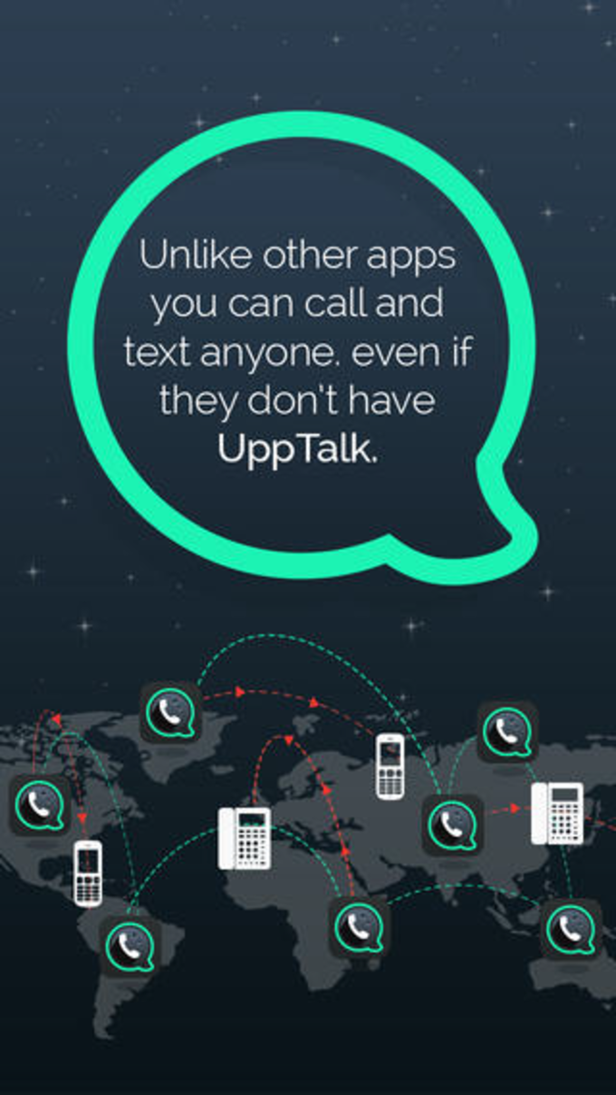 UppTalk